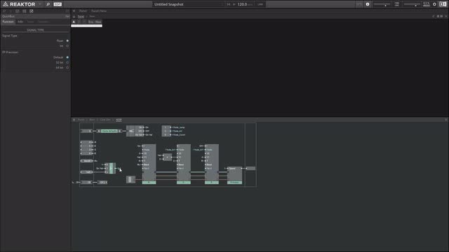 Using the Envelope Toolkit in Reaktor