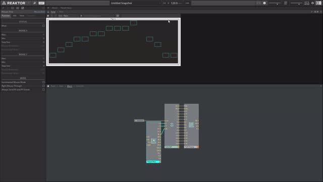Advanced GUI design with multi displays