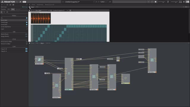 Create a Beat Masher in Reaktor