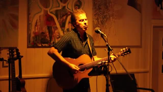 008a KEN NICOL - Live part 1 (2015 Ashton Garden Pavillion St Annes UK)