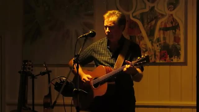 008b KEN NICOL - Live part 2 (2015 Ashton Garden Pavillion St Annes UK)