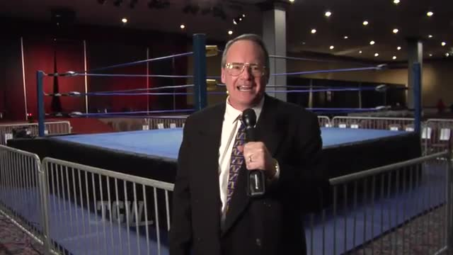 Jim Cornette for TCW Wrestling #1