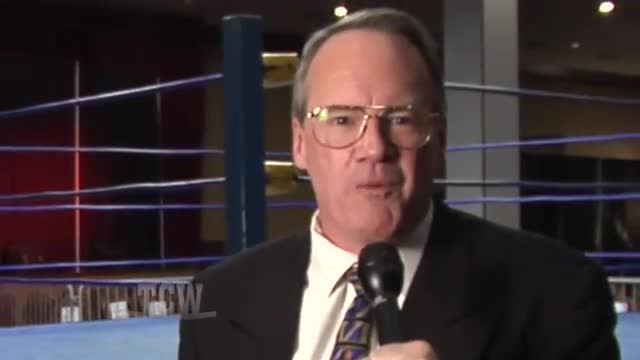 Jim Cornette for TCW Wrestling #2