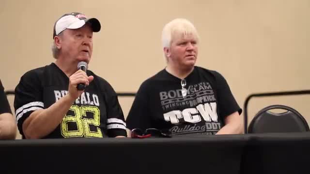 MSW Fanfest: #02-  Jim Cornette, Midnight Express, Rock 'n Roll Express, & Bill Dundee Q & A
