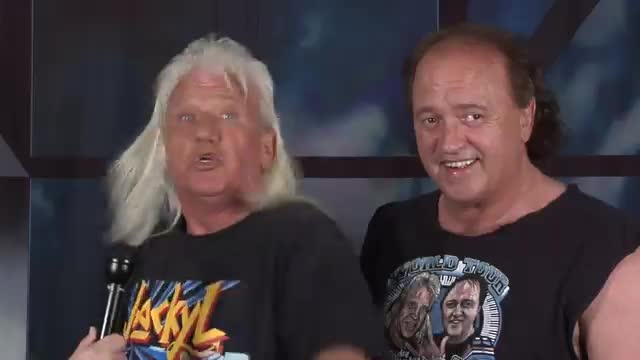 MSW Fanfest: #15 - Rock 'n Roll Express Interview