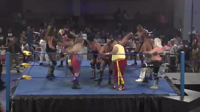 MSW Fanfest: #17 - JYD Memorial Cup Battle Royal