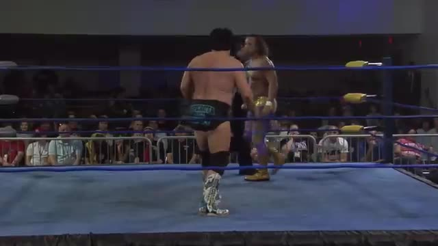 "MSW Fanfest: #07 - ""King"" Shane Williams w/ Queen Taylor vs. ""Superstar"" Bill Dundee"