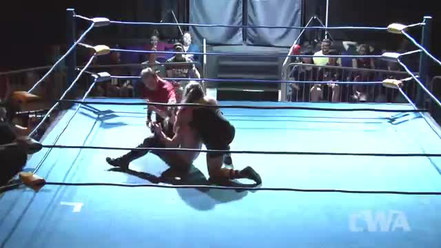 "CWA Wrestle Raise 1: #01 - ""The Golden Boy"" Greg Anthony vs. Matt Taylor"