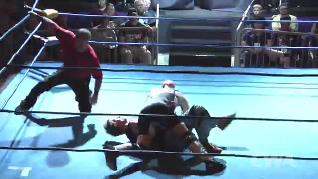 CWA Wrestle Raise 1: #05 - Johnny Morton vs. Jakob Edwinn