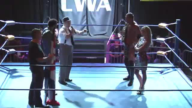 CWA Wrestle Raise 1: #03 -  Tim Storm Post Match Interview