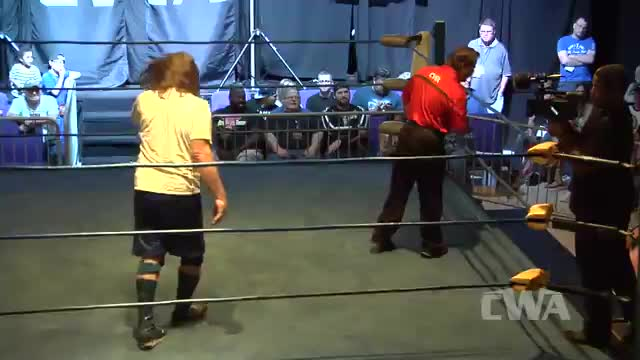 "CWA Wrestle Raise 2: #07 - ""Hacksaw"" Jim Duggan & Americos vs. Genetic Perfection"