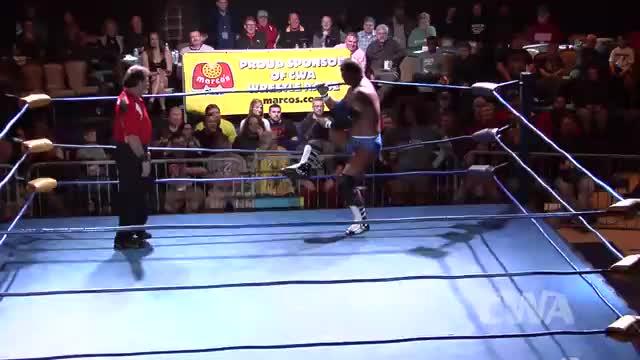 CWA Wrestle Raise 4: #07 - Carlito vs. Tim Storm