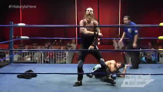 "Wrestling at Resorts 1: #05 - Matt Sydal vs. Jason ""The Gift"" Kincaid"