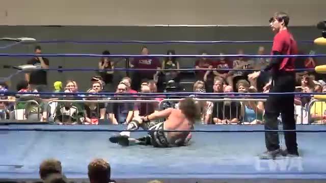 CWA Wrestle Raise 3: #05 - NWA Jr. Title: Chavo Guerrero, Jr. vs. Barrett Brown