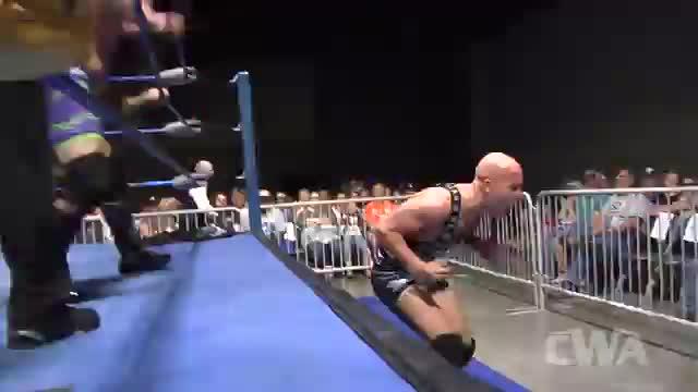 "CWA Wrestle Raise 3: #01 - Gary ""Roosevelt"" Gram vs. Jakob Edwinn"