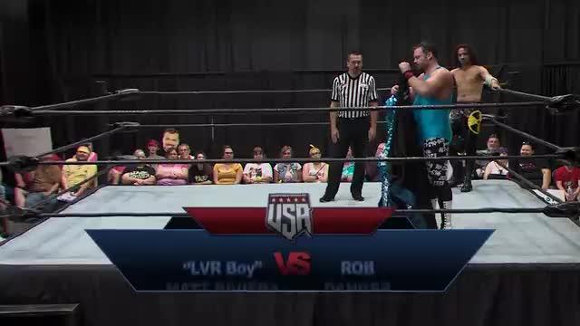 USA Championship Wrestling: HD Ep. 25 - 8/25/18