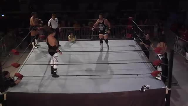 NWA Cajun Heat 2: #05 - Jerry Lawler & Matt Riviera vs. Barrett Brown & Michael Barry