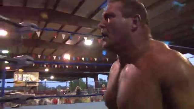 Summer Clash: #05 - NWA North American Title: Tim Storm vs. Byron Wilcott