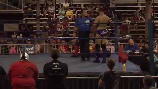 Summer Clash: #06 - IWGP Heavyweight Title: AJ Styles vs. Steve Anthony