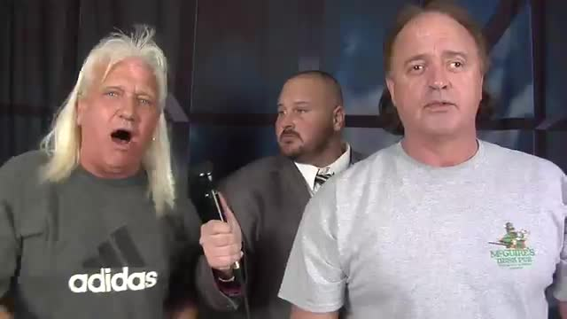 Summer Clash Promo: The Rock & Roll Express