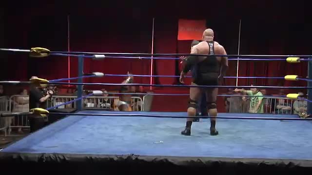 Wrestling at Resorts 2: #07 - NWA Worlds Heavyweight Title: Tim Storm vs Jax Dane