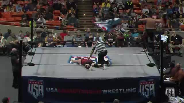 USA Championship Wrestling: HD Ep. 52 - 3/16/19