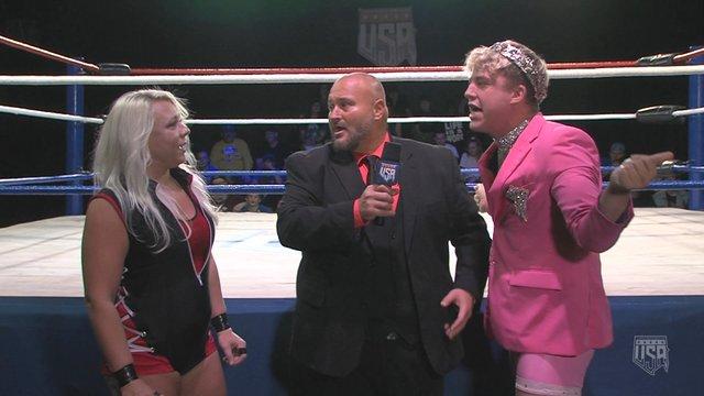 USA Championship Wrestling: HD Ep. 112 - 10/10/20