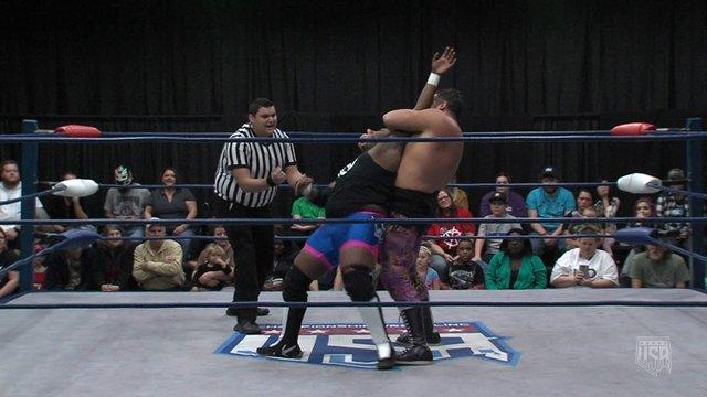 USA Championship Wrestling: HD Ep. 53 - 3/23/19