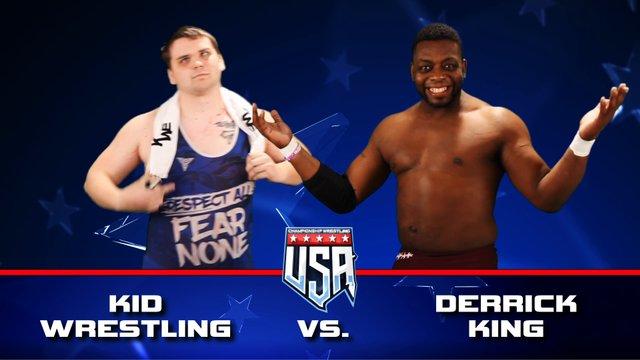 USA Championship Wrestling: HD Ep. 60 - 5/11/19