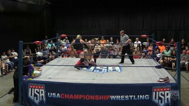 USA Championship Wrestling: HD Ep. 66 - 6/22/19