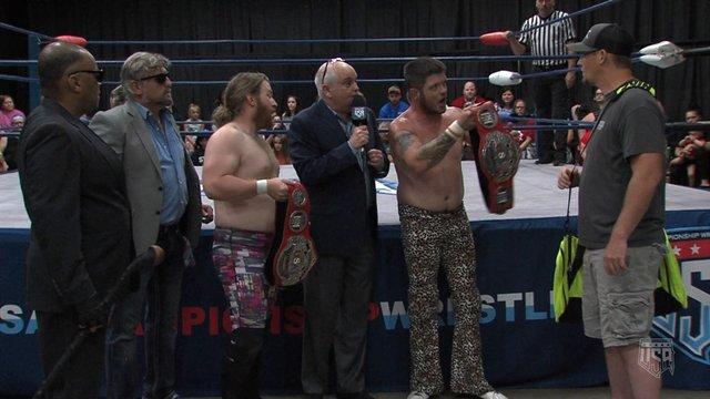 USA Championship Wrestling: HD Ep. 70 - 7/27/19