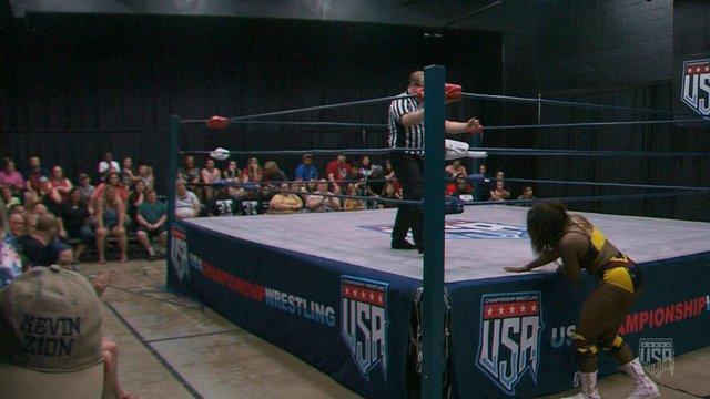 USA Championship Wrestling: HD Ep. 72 - 8/10/19