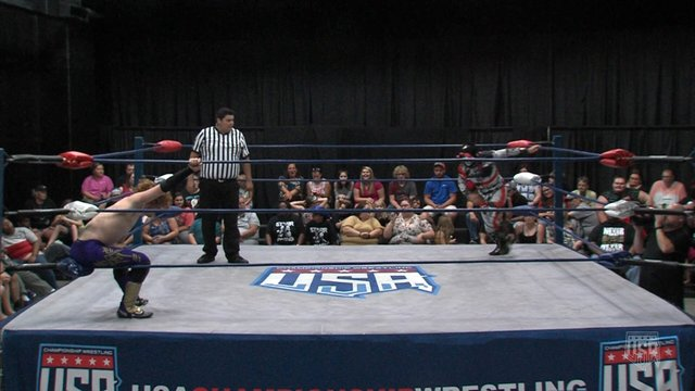 USA Championship Wrestling: HD Ep. 73 - 8/17/19