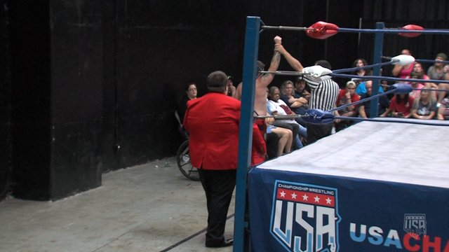 USA Championship Wrestling: HD Ep. 76 - 10/06/19