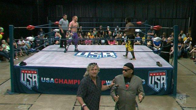 USA Championship Wrestling: HD Ep. 81 - 11/10/19