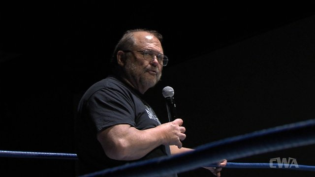 CWA Lloyd's Rumble: #02 - Arn Anderson presents the Arkansas Heavyweight Title