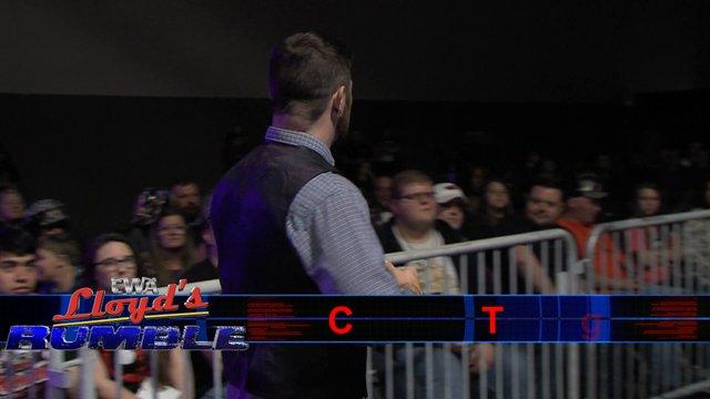 "CWA Lloyd's Rumble: #07 -  ""Cowboy"" Bob Orton, Jr. Promo"