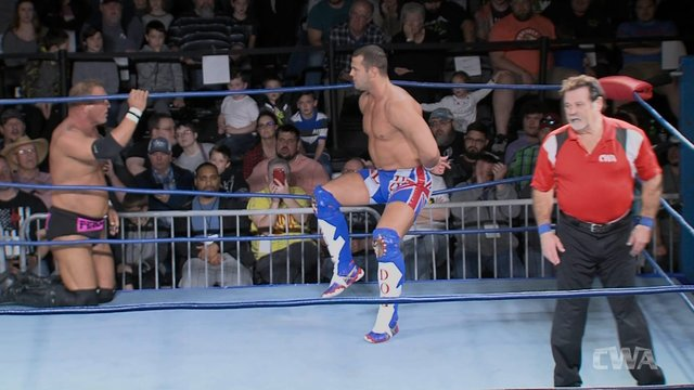 CWA No Surrender: #06 - Tim Storm vs. Davey Boy Smith, Jr.