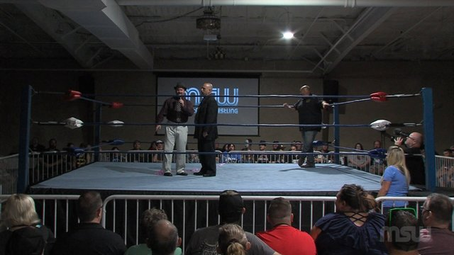 MSW Event 02: #01 Intro w/ KC Gold & Boyd Bradford
