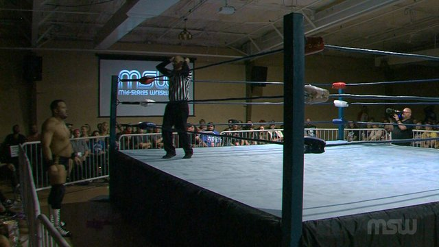 "MSW Event 02: #05 - ""The LVR Boy"" Matt Riviera vs. ""All American"" Alan Jefferson"