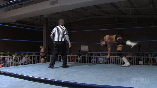 "MSW Event 03: #03 - ""The LVR Boy"" Matt Riviera vs. Jon Michael"