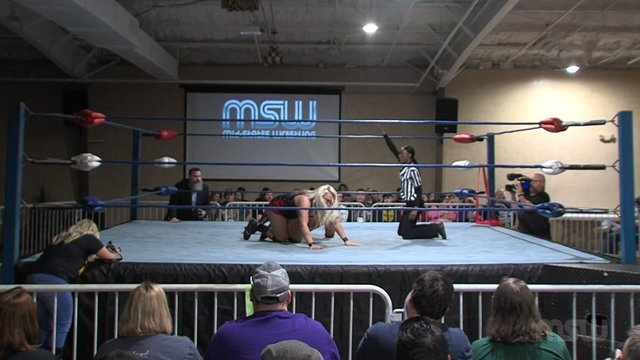 "MSW Event 03: #04 - ""The Badstreet Beauty"" Miranda Gordy vs. ""The Connoisseur"" Niles Plonk"