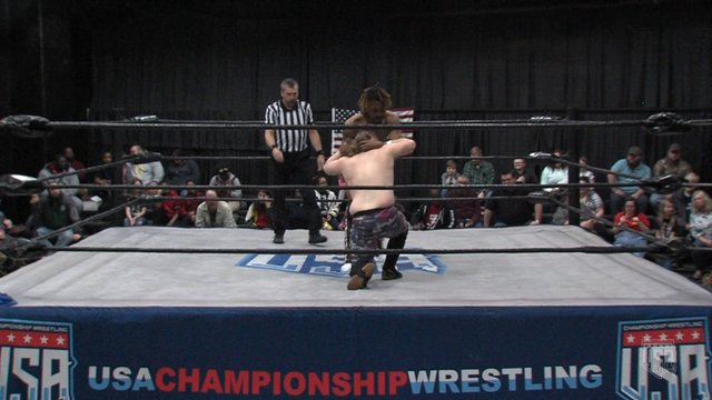 USA Championship Wrestling: HD Ep. 092 - 2/29/20