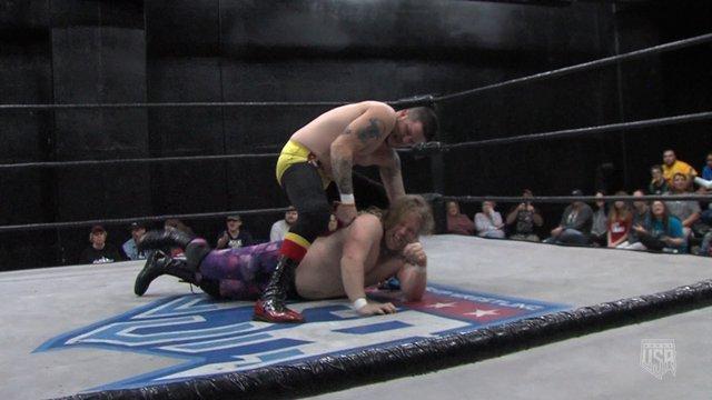 USA Championship Wrestling: HD Ep. 094 - 3/14/20