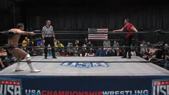 USA Championship Wrestling: HD Ep. 095 - 3/21/20