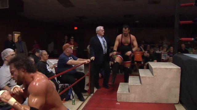 Matt Riviera #01: vs. Rob Conway | Worlds Heavyweight Title