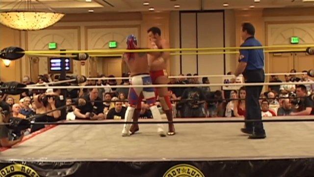 Matt Riviera #13: vs. Americos | Western States Heritage Title