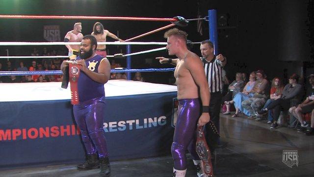 USA Championship Wrestling: HD Ep. 099 - 7/11/20