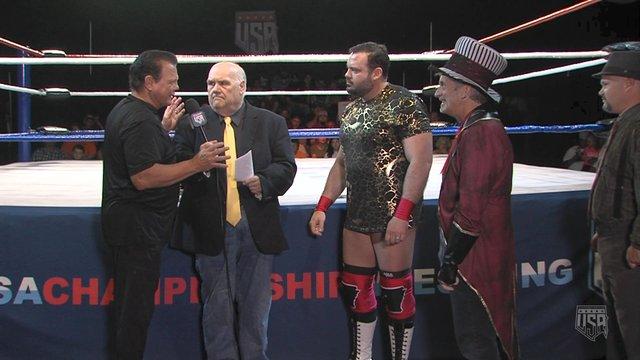 USA Championship Wrestling: HD Ep. 100 - 7/18/20
