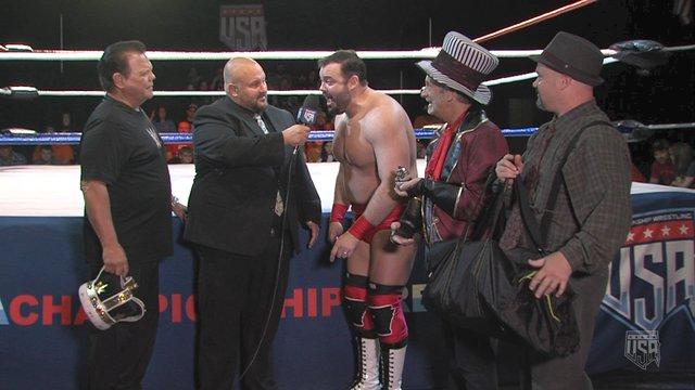 USA Championship Wrestling: HD Ep. 102 - 8/1/20
